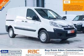 2015 15 CITROEN DISPATCH 1.6 1000 L1H1 ENTERPRISE HDI 1D 89 BHP DIESEL PANEL VAN