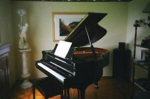 PIANO A QUEUE WEBER WG-51 GRAND