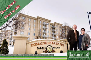CONDO en plein coeur de Gatineau / Centrally located