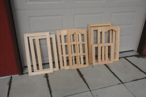 Old Windows,Stained Glass Frames,Window Frames,Barn