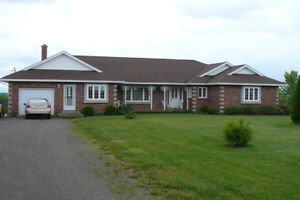 Large Rancher on 2 acres beside Moncton