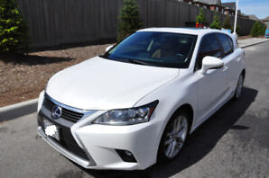 2015 Lexus CT 200h 2015 Lexus CT 200h - CAMERA,SUNROOF,LEATHER