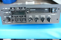 Electronic AM/FM stereo/casette/clock  Ford vehicles 1987-1993