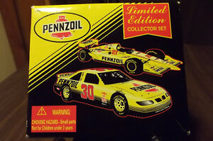Pennzoil 2 Car Set - NIB - $10.00