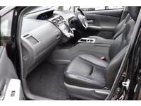 2013 Toyota Prius+ 1.8 VVT-i Hybrid T Spirit CVT 5dr (7 Seat)