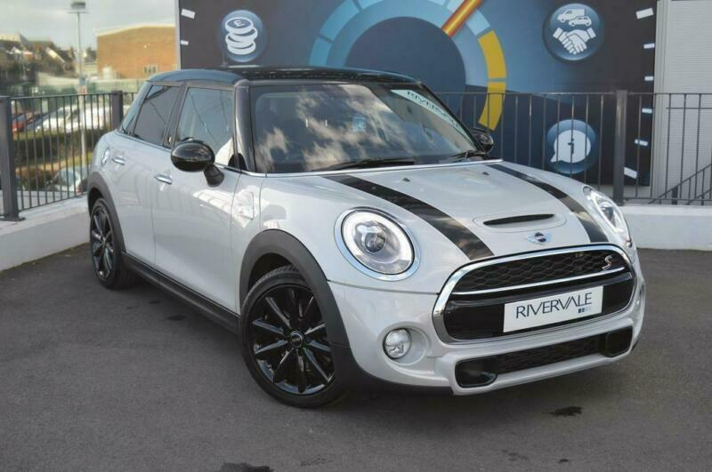 2017 Mini Hatch 20 Cooper S Chili Ss 5dr In Portslade East