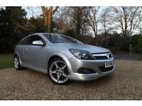 2008 58 Vauxhalll Astra 1.6T 16v SRI Sport Hatch 178 BHP TURBO FSH 69K LOW MILES