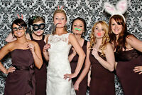 Professional Photo Booth Rentals with Lighting & Props in GTA!