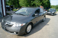 2007 Honda Civic loaded  manuel Sedan