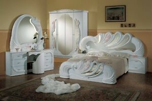 ITALIAN BEDROOM SET FURNITURE BEAUTIFUL only $3000 obo