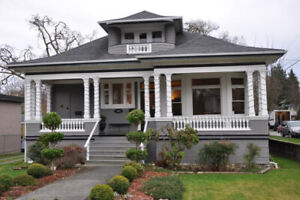 Oak Bay professional office space for rent !