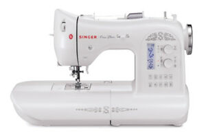 Singer 1+ One Plus 221-Stitch Computerized Sewing Machine with L