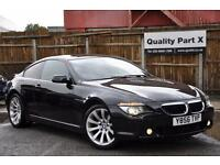 2007 BMW 6 Series 3.0 630i Sport 2dr