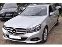 2015 E Class Mercedes Benz fully loaded second owner low mileage under warranty with Mercedes