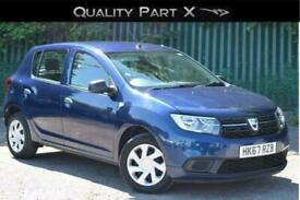 image for 2018 Dacia Sandero 0.9 TCe Ambiance (s/s) 5dr Hatchback Petrol Manual