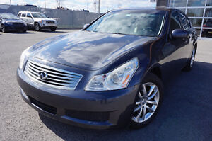 INFINITI G35X 2007 LUXURY EXCELLENT CONDITION $754 MOIS/$7500