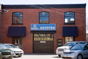 Autotec (1995) Inc your Uptown Service Centre