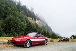 1994 Mazda MX-5 Miata Cabriolet - Piece - Parts