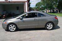 2008 Honda Civic so nice come with mags Coupe (2 door)