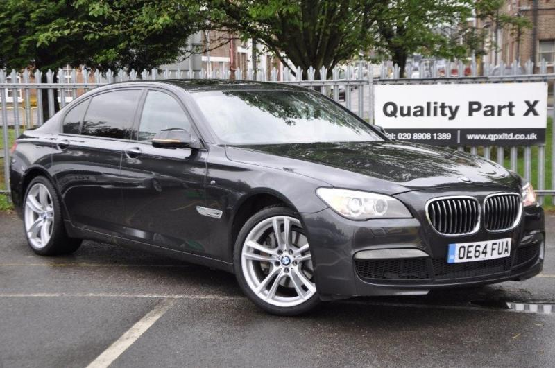 2014 BMW 7 Series 30 730Ld M Sport Exclusive 4dr Start Stop