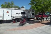 2011 VCross Forest River Super Lite Toy Hauler Only 6200 lbs