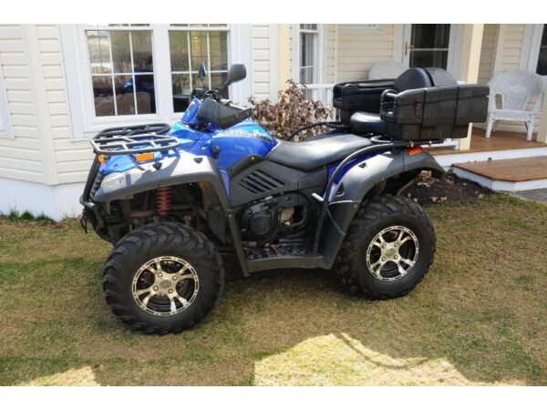 Used 2010 CFMOTO Trail Tracker 600 EFI