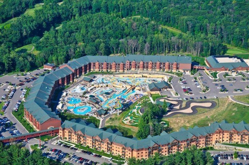 SEPTEMBER 1-4, 2 Bedroom DELUXE, Glacier Canyon Wisconsin Dells, SLEEPS 8 - $799.00