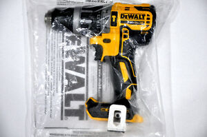 NEW! DeWALT 2 Speed BRUSHLESS Compact XR Hammer Drill TOOL ONLY