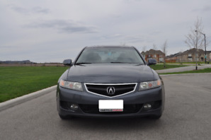2008 Acura TSX - 6 SPD manual - remote starter