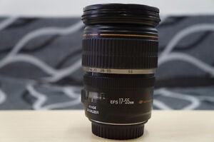 Canon EF-S 17-55mm lens F2.8 IS USM Lens