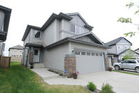 Beautiful 2 Storey Home in South-West Edmonton!