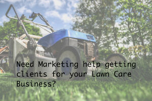 Marketing for your Lawn Care Business. Find New Clients