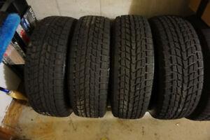 Dunlop Grandtrek SJ6 size: 265/70 R17