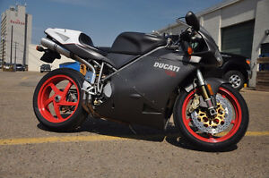 2002 DUCATI 748S * ULTRA RARE * 1 OF 250 WORLDWIDE