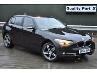 2014 BMW 1 Series 1.6 116i Sport Sports Hatch 3dr (start/stop)