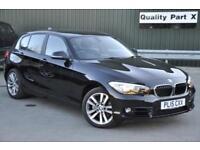 2015 BMW 1 Series 2.0 120d Sport Sports Hatch xDrive 5dr (start/stop)
