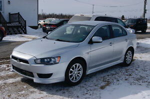 2011 Mitsubishi Lancer LOADED AUTO Sedan