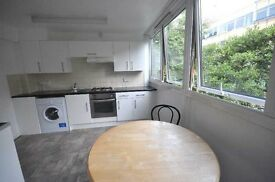 *RENT INCLUDES HOT WATER- HEATING Spacious 4 bedroom lateral flat new fitted kitchen/diner near UCL*