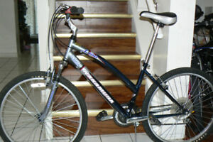 STYLISH LARGE Nakamura Bike- Front SHOCKS-Upto 6 Feet