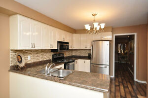 Newely Renovated Detached house for rent in brampton