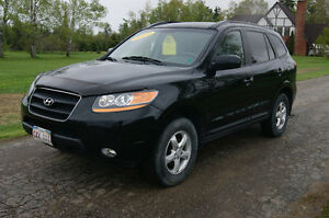 2009 Hyundai Santa Fe SUV, Crossover AWD LOADED
