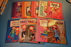 The AMAZING DAYS OF ABBY HAYES Children Chapter Books