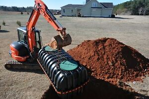 Septic Tanks, Cisterns, Holding Tanks, Pipe and more