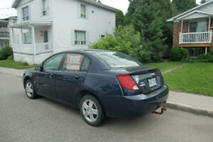 2007 Saturn ION Familiale