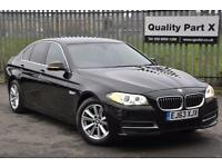 2014 BMW 5 Series 2.0 520d SE 4dr