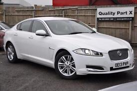 2013 Jaguar XF 2.2 TD Luxury 4dr (start/stop)
