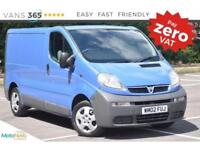 Vauxhall Vivaro NO VAT DRIVES VERY WELL DTI 2700 SWB