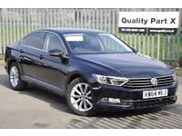 2015 Volkswagen Passat 1.6 TDI BlueMotion Tech SE Business DSG 4dr