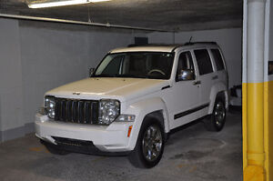 2008 Jeep Liberty limited VUS