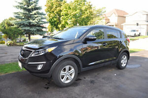 2014 Kia Sportage LX SUV, mint conditions, lowest price